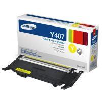 Toner Samsung CLT-Y4072S/ELS, CLP-320, CLP-325, CLX-3185, yellow, SU472A, originál