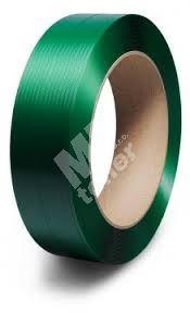 Páska vázací 12,7x0,6mm 2500m/d406 zelená 1