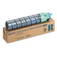 Toner Ricoh Aficio CL 4000, HDN, SPC410DN, modrý, Typ 245HY, originál