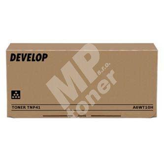 Toner Develop TNP41, A6WT10H, black, originál 2