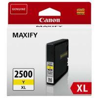 Inkoustová cartridge Canon PGI-2500XL, Maxify MB5350, MB5050, iB4050, yellow, originál