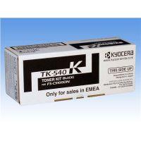 Toner Kyocera Mita TK-540K, FS-C5100DN, black, originál