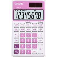 Kalkulačka Casio SL 300 NC/PK růžová