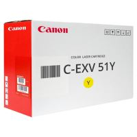 Toner Canon CEXV51Y, iR-ADV C5535, C5540, yellow, 0484C002, originál