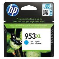 Inkoustová cartridge HP F6U16AE, OfficeJet Pro 8200, cyan, No.953XL, originál