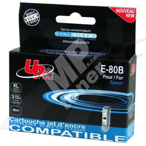 Cartridge Epson C13T080140, black, UPrint 1