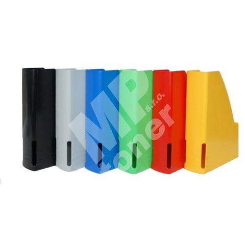 Pořadač na dokumenty A4, plastový 6 cm - magazín box, odkladač 1