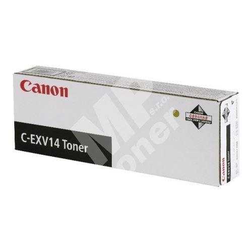 Toner Canon CEXV14, black, originál 1