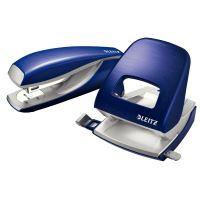 Děrovač Leitz NeXXt STYLE 5006, 30 listů, titanově modrý 5