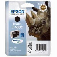 Inkoustová cartridge Epson C13T10014010, Stylus Office B40W/BX300F/BX600FW, černá,originál