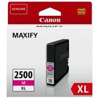 Inkoustová cartridge Canon PGI-2500XL, Maxify MB5350, MB5050, iB4050, magenta, originál