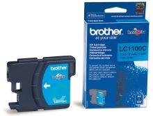 Inkoustová cartridge Brother DCP-6690CW, MFC-6490CW, LC-1100C, modrá, originál