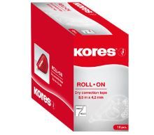 Korekční strojek Kores ROLL-ON 4,2x8,5m (10) 9