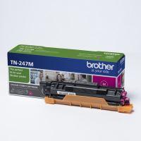Toner Brother TN-247M, DCP-L3510CDW, DCP-L3550CDW, magenta, originál