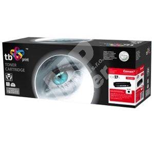 TB toner kompatibilní s Canon EP27 BK N 1