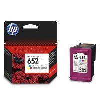 Inkoustová cartridge HP F6V24AE, Deskjet IA 4535, 4675, 1115, color, No.652, originál