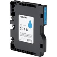Gelová náplň Ricoh GC41CL, 405766, Aficio SG2100N, cyan, originál
