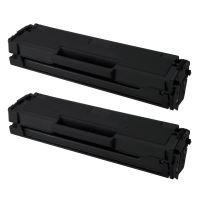 Kompatibilní toner Xerox 106R03048, Phaser 3020, WorkCenter 3025, black, 2-pack, MP print