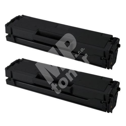 Toner Xerox 106R03048, black, 2-pack, MP print 1