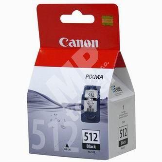 Cartridge Canon PG-512BK, black, 2969B001, originál 1