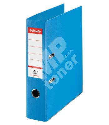 Pákový pořadač Esselte No. 1 Power z PVC A4 75 mm, světle modrý 1