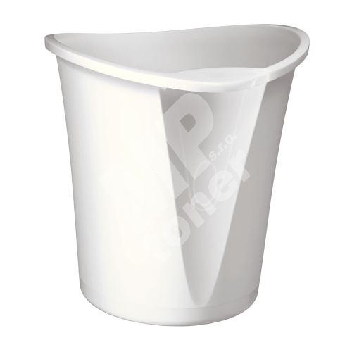 Odpadkový koš Leitz Allura, bílý 1