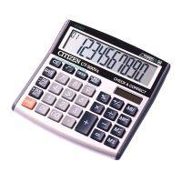 Kalkulačka Citizen CT500VII, šedá, stolní, desetimístná