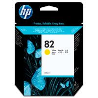Inkoustová cartridge HP C4913A, yellow, No. 82, 69ml, originál