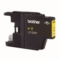 Inkoustová cartridge Brother LC-1220Y, DCP-J925 DW, yellow, originál
