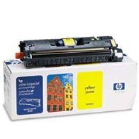 Toner HP Q3962A, Color LaserJet 2550, yellow, 122A, originál