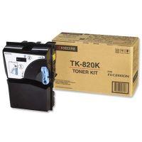 Toner Kyocera Mita TK-820K, FS-C8100DN, black originál