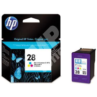 Inkoustová cartridge HP C8728AE, DeskJet 3420, 3325, 3550, 3650, color, No. 28 originál