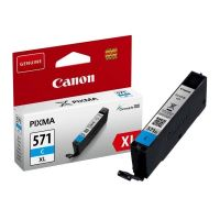 Cartridge Canon CLI-571C XL, 0332C001, cyan, originál 2