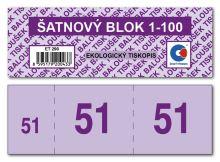 Šatnové bloky ET290, 1-100 čísel 4