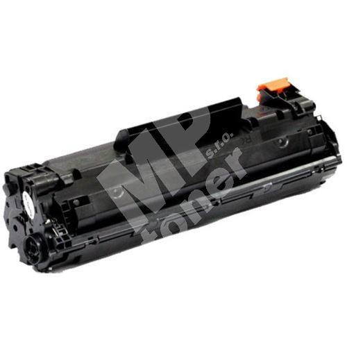 Toner HP CF283X, black, 83X, MP print 1