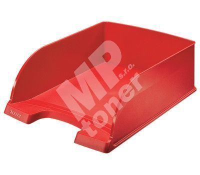 Odkladač Leitz Jumbo Plus, červený 1