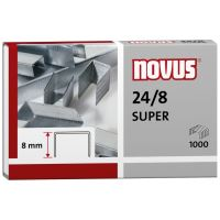 Drátky do sešívaček Novus Super 24/8, spojovač, 1000ks