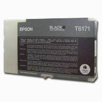 Inkoustová cartridge Epson C13T617100, B500, B500DN, B300, černá, HC, originál