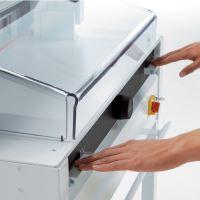 Elektrická stohová řezačka papíru Ideal 5255 4