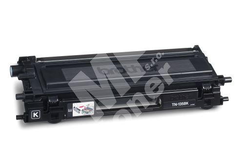 Kompatibilní toner Brother TN-135BK HL-4040CN, 4050CDN, DCP-9040CN, černý MP print