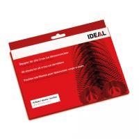 Olejový papír Ideal 18 listů pro skartovače s příčným řezem