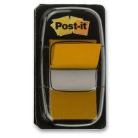 Záložka Post-It 25,4mm x 43,2mm 3M, 1bal/50ks oranžová