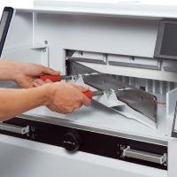 Elektrická stohová řezačka papíru Ideal 4860 6