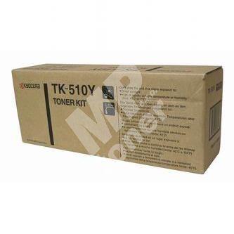 Toner Kyocera TK-510Y, žlutý, MP print 2