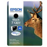 Cartridge Epson C13T13014012, black, originál 2