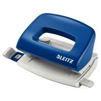 Miniděrovač Leitz NeXXt 5058, modrý