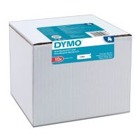 Páska Dymo D1 9 mm x 7m, černý tisk/bílý podklad, 2093096, 10ks