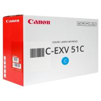 Toner Canon CEXV51C, iR-ADV C5535, C5540, cyan, 0482C002, originál