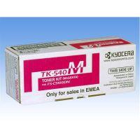 Toner Kyocera Mita TK-540M, FS-C5100DN, magenta, originál