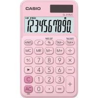 Kalkulačka Casio SL 310 UC PK, růžová